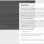 Rocco: Modulkopf einer Quellcode-Datei