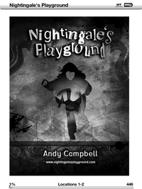 Bildschirmfoto: Nightingale's Playgound auf dem Kindle