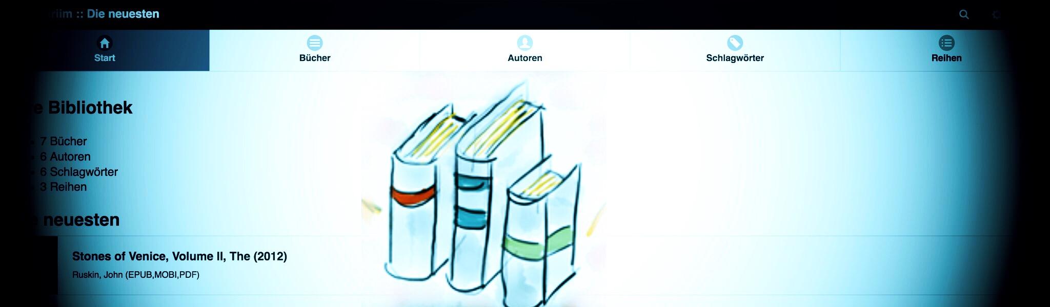 BicBucStriim 1.4.1: AZW3 herunterladen