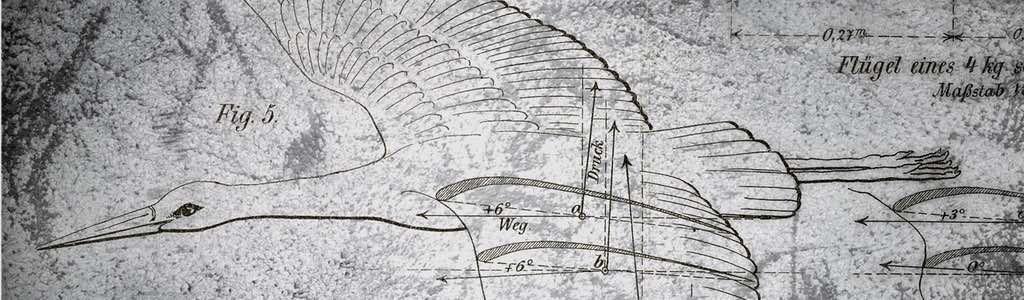 Ein wenig Technikgeschichte … Fliegekunst