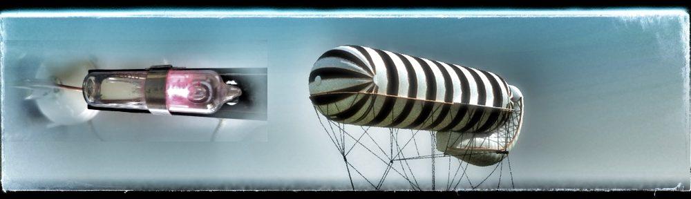 Luftschiffe und Funkentelegraphie