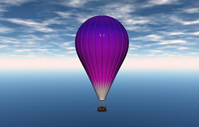 Graf Kesslers Ballonfahrt