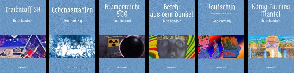Hans Dominik: Das Ende